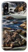 Great Falls Overlook #5 IPhone Case