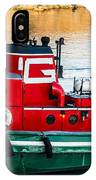 Great Lakes Towing Tug Florida IPhone Case