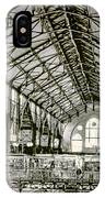 Great Market Hall IPhone Case
