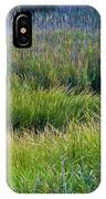 Great Marsh Grass IPhone Case