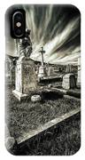 Great Orme Graveyard IPhone X Case