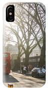 Great Russell St. In The Afternoon IPhone Case