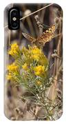 Great Spangled Fritillary 3 IPhone Case