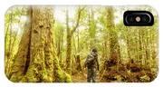Great Tasmania Short Walks IPhone X Case