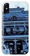 Great Western Perth Cyan IPhone Case