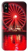 Great Wheel 191 IPhone Case