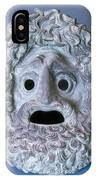 Greece: Theatrical Mask IPhone Case