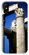 Greek Pillars IPhone Case