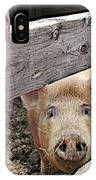 Green Acres IPhone Case