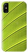 Green And Yellow Building Abstract IPhone Case