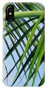 Green Coconuts-02 IPhone Case