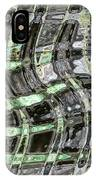 Green Dance IPhone Case