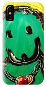 Green Dog IPhone Case