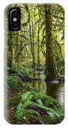 Green Everywhere IPhone Case