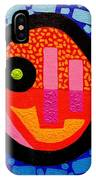 Green Eyed Fish  IPhone Case