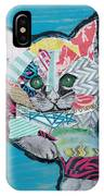 Green Eyed Love Bug IPhone Case