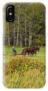 Green Farming IPhone Case