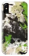 Green Field #2 IPhone Case