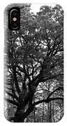 Green Giant In Black And White IPhone Case