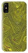 Green Grass Behind The Fence #9 IPhone Case