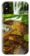 Green Grotto IPhone Case