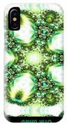 Green Jello IPhone Case