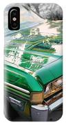 Green Low Rider IPhone Case