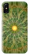 Green No2 IPhone Case