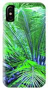 Green Palm IPhone Case