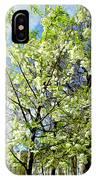 Green Park, London IPhone Case
