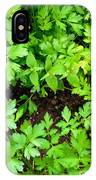 Green Parsley 2 IPhone Case