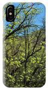 Green Reach IPhone Case