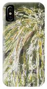 Green Reeds IPhone Case