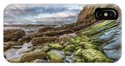 Green Stone Shore II IPhone X Case