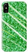 Green Streak IPhone Case