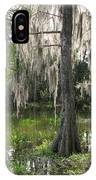 Green Swamp IPhone Case