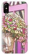 Greenhouse Doors IPhone Case