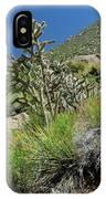 Greening Of The High Desert IPhone Case