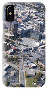 Greensboro Aerial IPhone Case