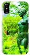 Greenwich Garden IPhone Case