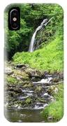 Grey Mares Tail IPhone Case