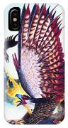 Griffins On Cliff IPhone Case