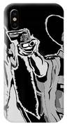 Grimes Reaper IPhone Case