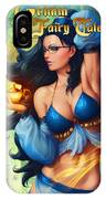 Grimm Fairy Tales - The Magic Lamp IPhone Case