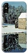 Grings Mill Snow 001 IPhone Case