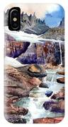 Grinnell Glacier IPhone Case