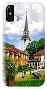 Gripsholms Dardshus IPhone Case