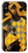Gris: Harlequin IPhone Case