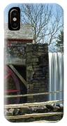 Grist Mill 5 IPhone Case