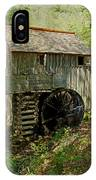 Grist Mill IPhone Case